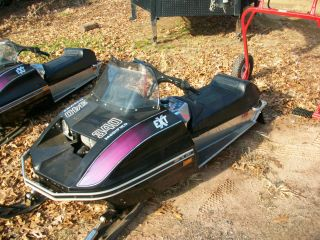 1972 Arctic Cat photo