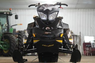 2012 Ski - Doo Summit X Turbo photo