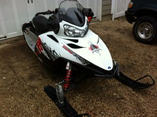 2009 Polaris Dragon Sp 800 photo