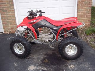 2005 Honda Trx250ex photo