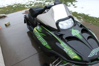 2004 Arctic Cat 900 Zr Efi Snow Pro photo