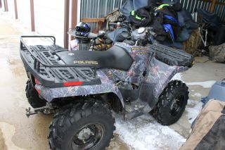 2006 Polaris Sportsman photo