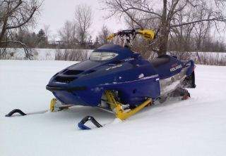 2001 Polaris Pro X 727 photo