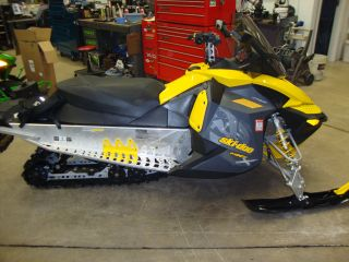 2008 Ski - Doo Mxz Rev Xp 800 photo