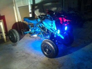 2012 Yamaha Banshee R6 photo