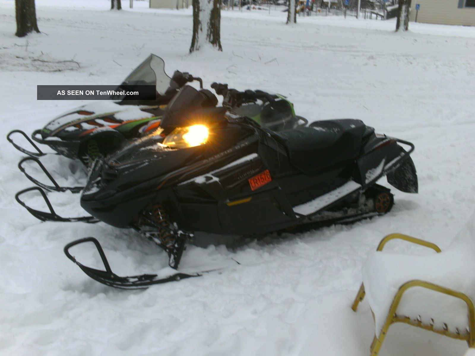 2009 Arctic Cat Z1 Turbo Lxr Limited