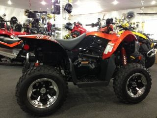 2012 Arctic Cat Xc 450 photo