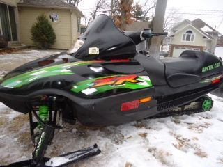 2001 Arctic Cat photo