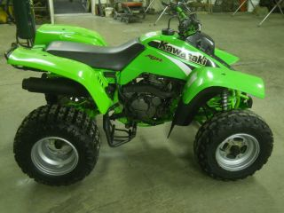 2000 Kawasaki Mojave photo