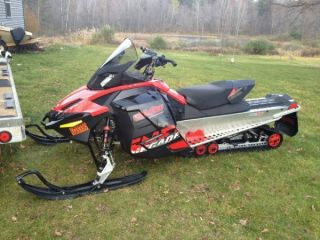 2011 Ski - Doo Renegade Adrenaline 1200 photo