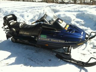 1999 Ski - Doo Grand Touring 2 - Up photo