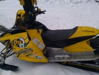 2006 Ski - Doo Renegade Mxz X photo