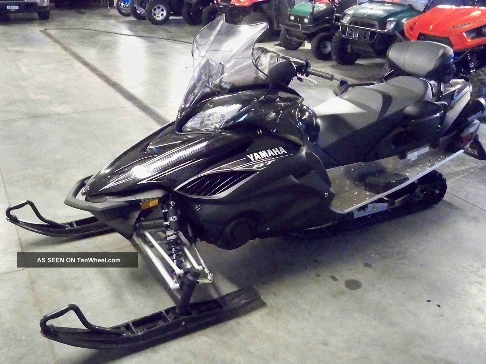 2011 Yamaha Rs Venture Gt