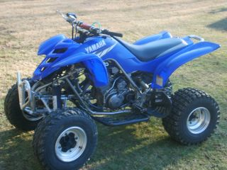 2005 Yamaha Raptor photo