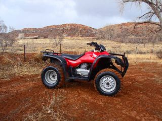 2005 Honda Hard To Find Honda Rancher 400 photo