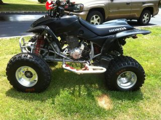 2007 Honda 400ex photo