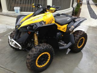 2012 Bombardier Renegade 1000 Xxc photo