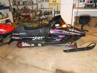 1997 Polaris Indy 500 photo