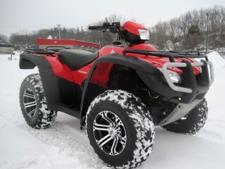 2007 Honda Rubicon photo