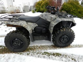 2006 Yamaha Kodiak photo