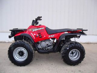 2000 Polaris Polaris Workhorse Atv 425 Expedition 4x4 photo