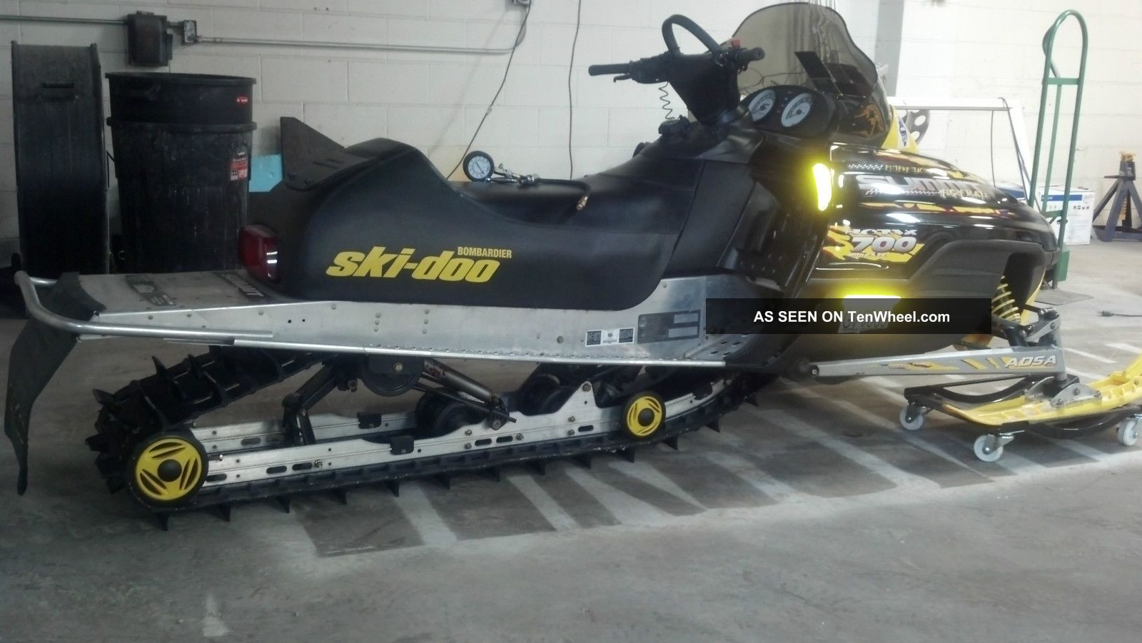 2002 ski doo summit 800 highmark x
