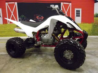 2009 Yamaha Raptor 350 photo