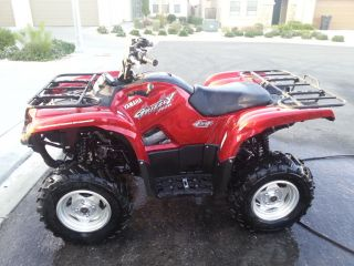 2009 Yamaha Grizzly 700 photo