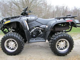 2006 Arctic Cat 650 H1 photo