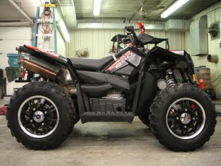 2013 Polaris Scrambler 850 Xp Efi 4x4 Le Eps photo