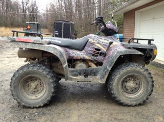 2004 Polaris Sportsman 500 Ho photo