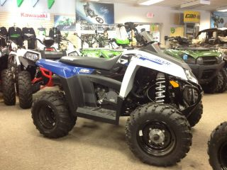 2012 Polaris Scrambler photo