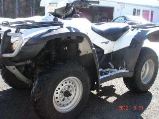 2008 Honda Foreman Es 4 X 4 photo