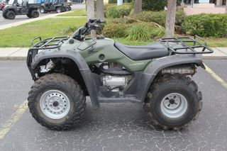2006 Honda Rancher photo