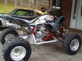 2007 Yamaha Yfz 450 photo