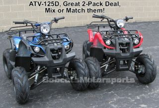 2013 Tao Tao Atv - 125d photo