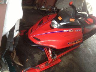 1997 Yamaha Sx700 Vmax photo