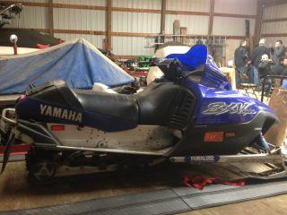 2002 Yamaha Sx Viper photo