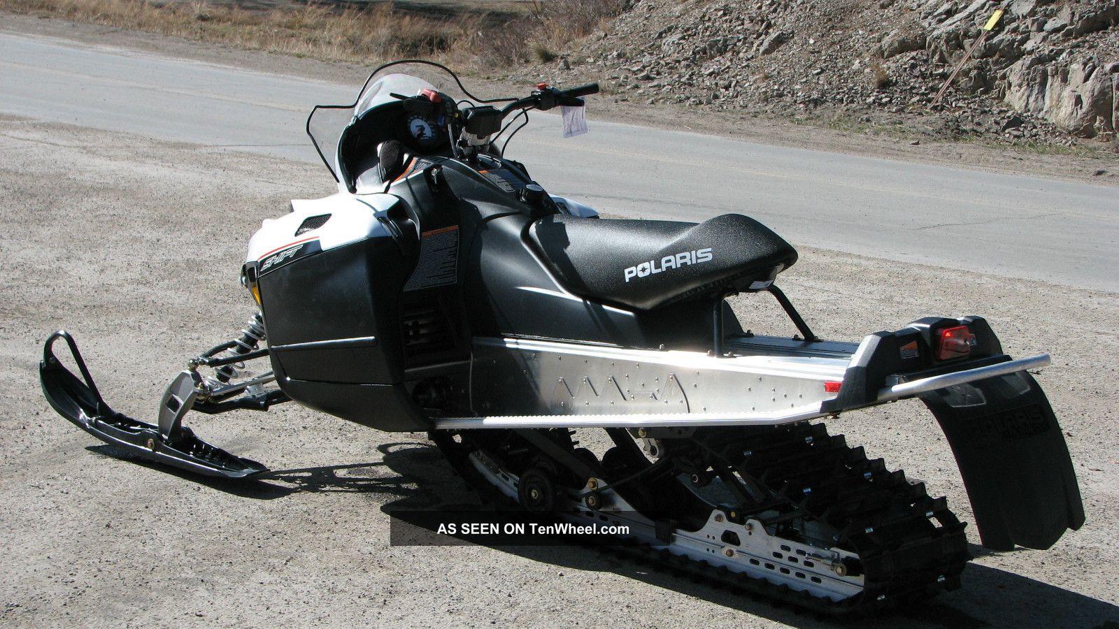 Bmw Of Mountain View >> 2012 Polaris 550 Shift 136