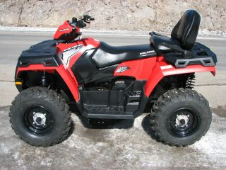 2012 Polaris Sportsman Touring 500 photo