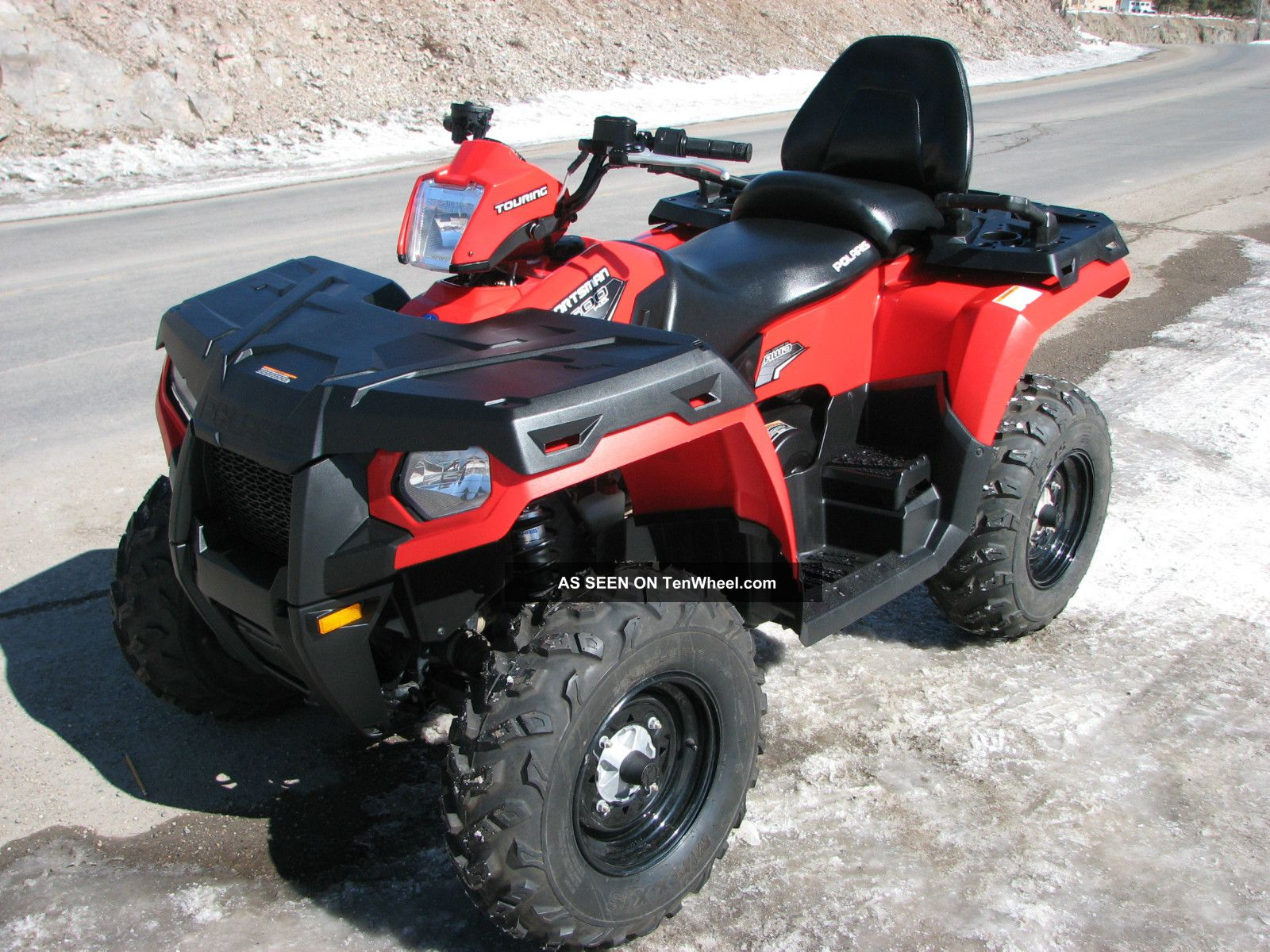 2012 polaris sportsman touring 500. Black Bedroom Furniture Sets. Home Design Ideas