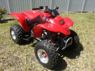 2004 Honda Trx 250ex photo