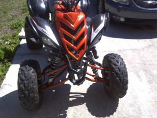 2007 Yamaha Raptor Special Edition photo