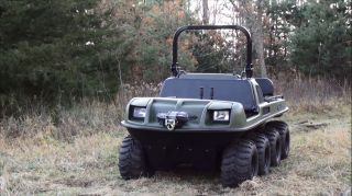 2013 Mudd - Ox 8x8 Turbo Diesel photo