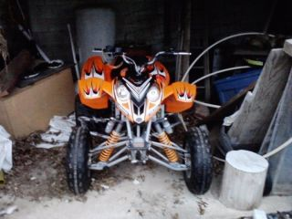 2005 Polaris Predator 500 photo