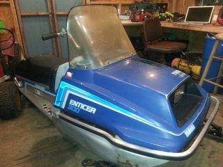 1980 Yamaha Enticer 300 photo