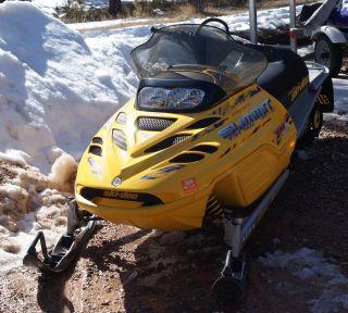 2000 Ski - Doo Summit Highmark photo