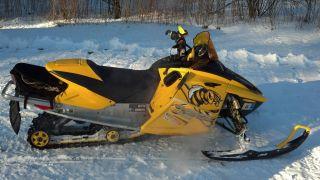 2006 Ski Doo Mxz X 600 Sdi photo