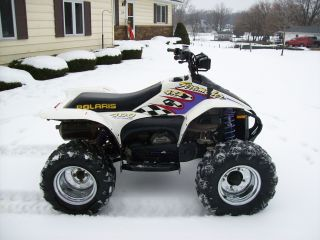 1997 Polaris Scrambler 400 4x4 photo