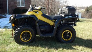 2013 Bombardier Can Am Outlander 1000 Xtp photo